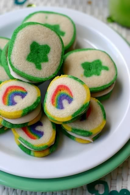St. Patty's Day Shortbread