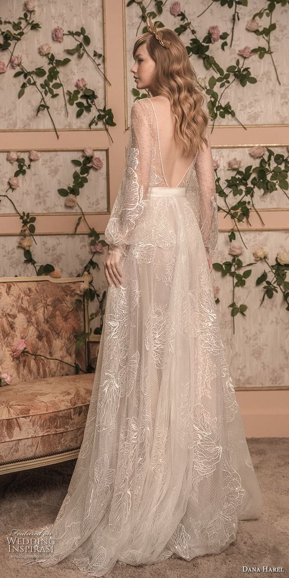 Dana Harel 2018 Wedding Dresses
