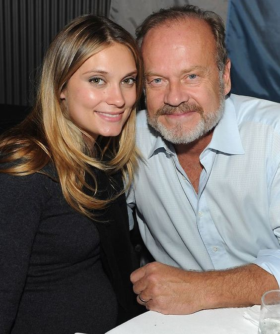Kelsey and daughter, Spencer Grammer | Rare Celebrity ...