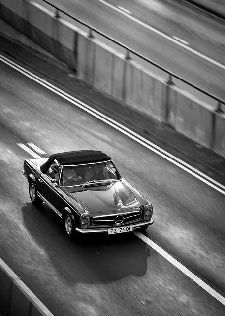 Mercedes 280SL Pagode