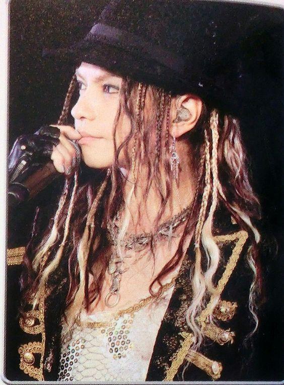 hyde 髪型 やり方|Hyde #Laruku #larcenciel | HYDE達??達?? | Pinterest|髪型