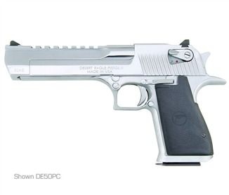 1848.00 Magnum Research Desert Eagle, .357 Magnum, Polished Chrome - Style # DE357PC