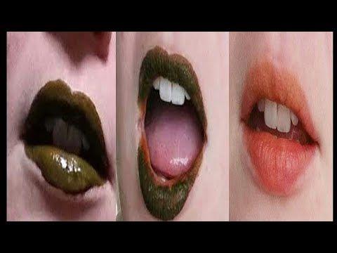 حطت الحناء علي شفايفي بقاو حمرين لايام طبيعيا جربو روعه Youtube Lipstick Beauty