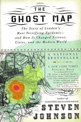 The Ghost Map (a little public health and history mixed together)