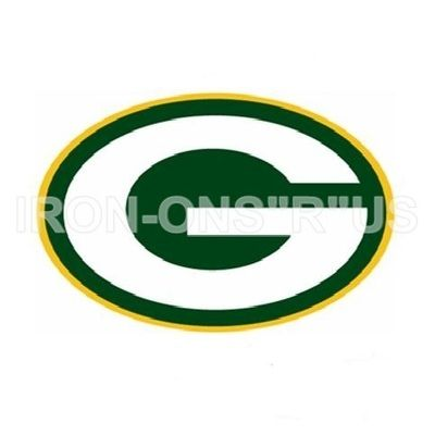 "Green Bay Packers G logo Iron on NFL Football Sports T Shirt Transfer N403 - IRON-ONS""R""US™ l Your One Stop IRON-ON Super Shop"
