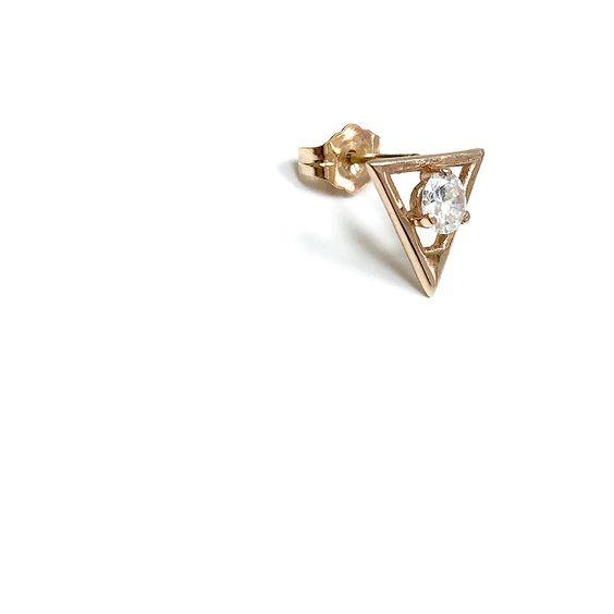 Bleecker&Prince Change of heart earrings