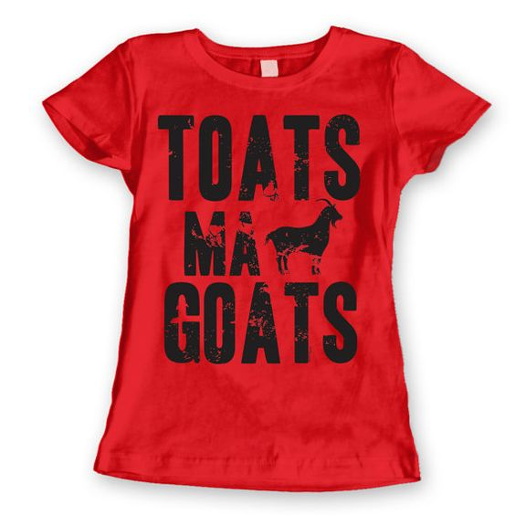 Totes Ma Goats by Denise Robinson on Etsy
