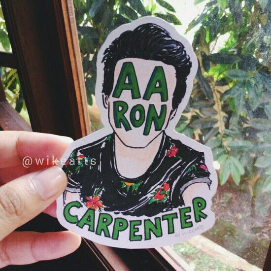 Aaron Carpenter. My bae :)