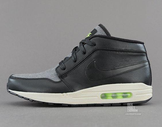 ... Nike Wardour Max 1 - Olive - Lime Sneakers Pinterest ... 4f011e2c5