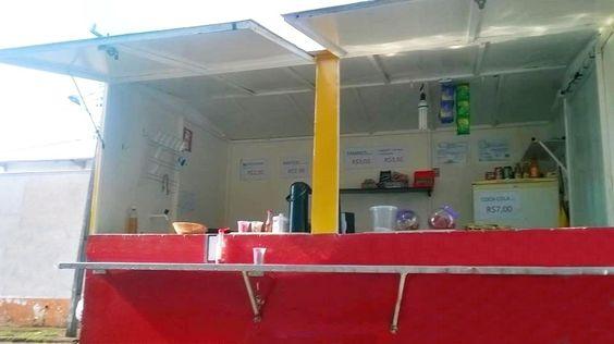 trailer food truck lanches hot dog pastel garapa salgados