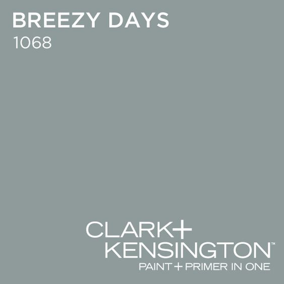 sitting room and back door: Breezy Days 1068 by Clark+Kensington