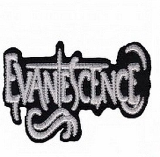 Just In store Evanescence Fancy... check it out at a great price here http://apatchestore.com/products/evanescence-fancy-logo-iron-on-embroidered-patch-3-5-9cm?utm_campaign=social_autopilot&utm_source=pin&utm_medium=pin