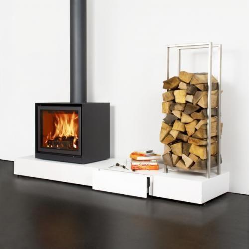 poele a bois kubic brisach obtenez des. Black Bedroom Furniture Sets. Home Design Ideas