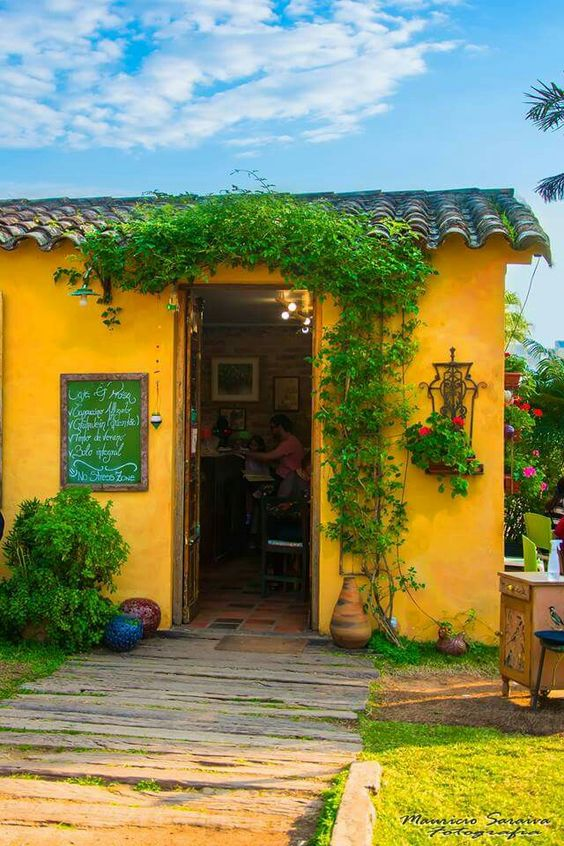Café na Zona Sul