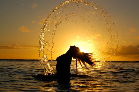 Hair Splash.