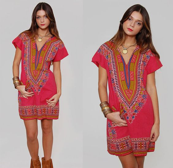 5bb402ffe9b57a5caace11c90b5f7104 Women Dashiki Outfits - 20 Cute Ideas On How To Wear Dashiki
