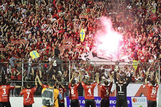 Gremio Esportivo Brasil - Torcida Xavante.