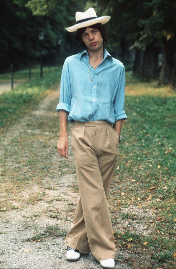 Stilikone Mick Jagger – seine besten Rockstar-Looks