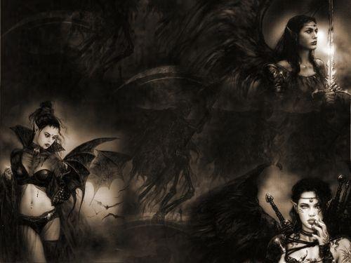 vampiros - Vampiros en el Arte fantastico. 5bb551957b3a86ae8376001577102ef7
