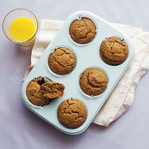 Pumpkin Muffins | CookingLight.com: Cooking Recipe, Pumpkin Muffins, Cooking Light Recipes, Breads Muffins, Muffins Cookinglight, Muffins Recipe, Breakfast Recipes, Pumpkin Muffin Recipes, Recipes Cooking