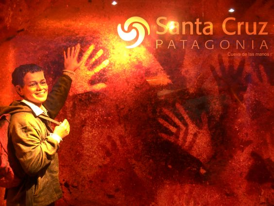 Cueva de las manos. Santa Cruz