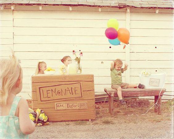 Little Lemonade Stand.