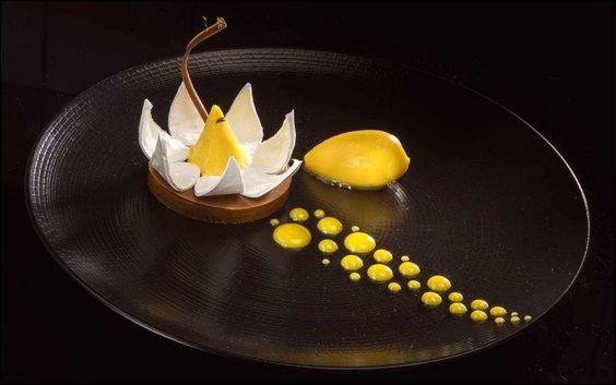 L'art de dresser et présenter une assiette comme un chef de la gastronomie...