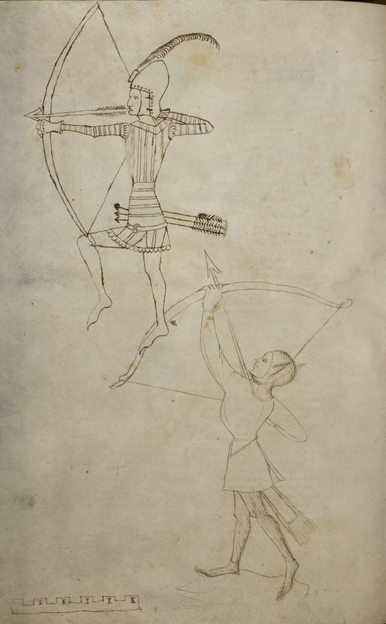 1295-1300 Folio 112v in the Lohengrin MS, right before Lohengrin.