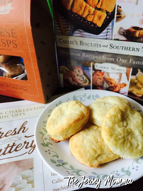 Make your own southern biscuits! Callie's Charleston Biscuits