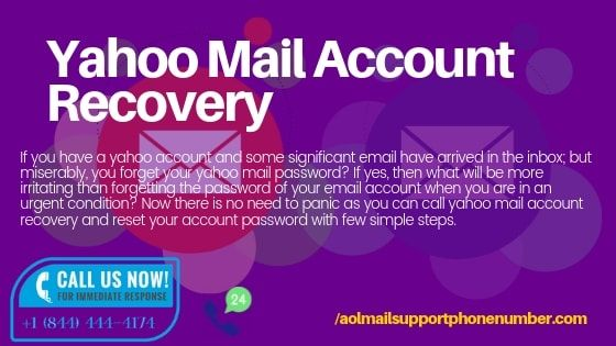 Easy Steps To Recover Yahoo Mail Password With Security Questions