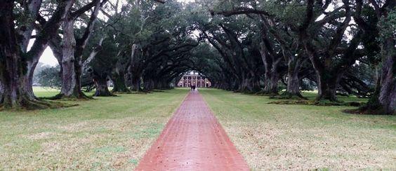 Oak Alley Plantation near New Orleans, Louisiana by http://www.tourguidetofun.com/blowin-round-nola/ #NOLA #FrenchQuarter #NewOrleans #Travel #Tourism