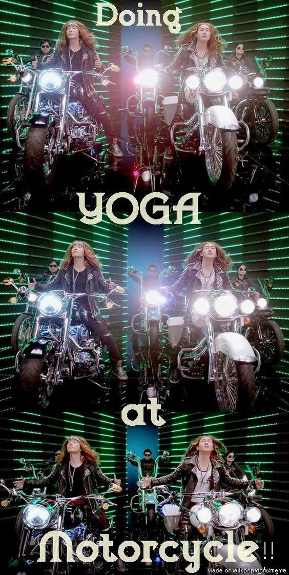 The best yoga ever!! #EunHae