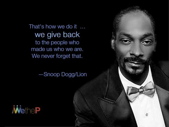 Best Snoop Dogg Quotes: Snoop Dogg, Stage Name And Birthdays On Pinterest