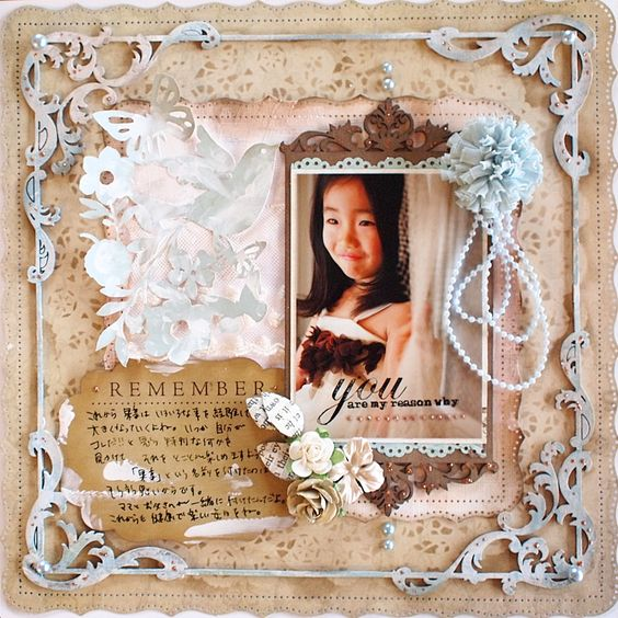 Remember - Scrapbook.com ...Wendy Schultz onto Scrapbook Art.