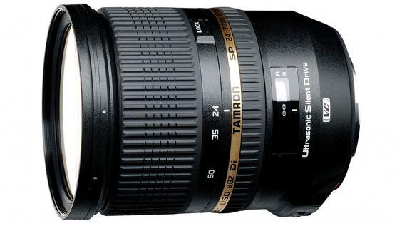 Tamron SP 24-70mm F2.8 DI VC USD Camera Lens - Nikon - Lenses - Camera Accessories - Cameras, Printers & Stationery | Harvey Norman Australia