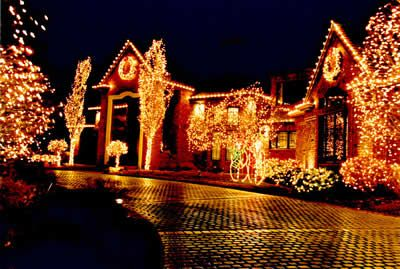Outdoor Christmas Light Displays For