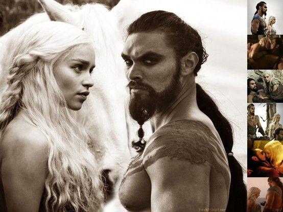 Daenerys Amp Drogo