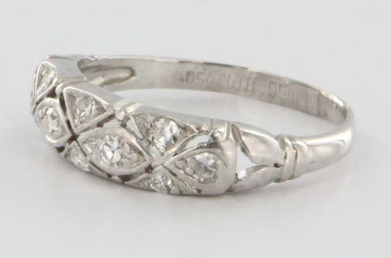 Portero vintage ring