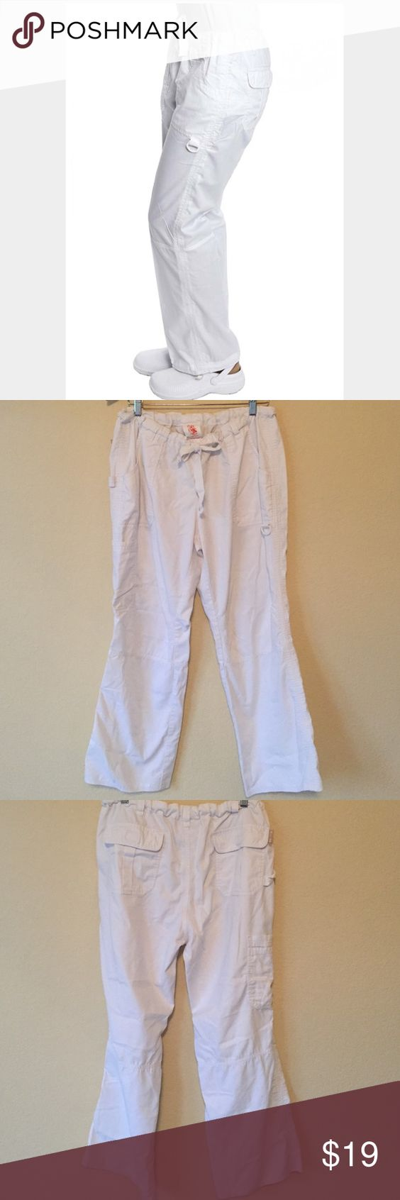 """Koi Scrub Pants Like new condition! No stains. Bottom of pants do not have stains or rips. In seem is 28"""" Koi Other"""
