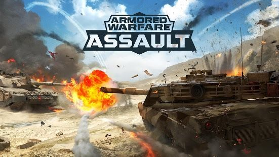 Armored Warfare Assault Respawn Onto The Modern Battlefield Warfare Ipad Hacks Assault