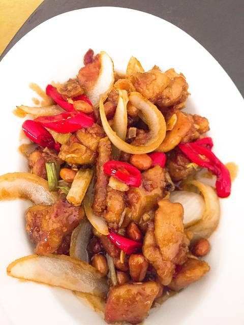 Resep Membuat Masakan Ayam Kungpao Sajian Sedap Resep Ayam Makanan Resep