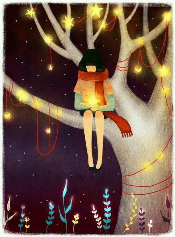 De estrellas fugaces....en el cielo y el mar...: