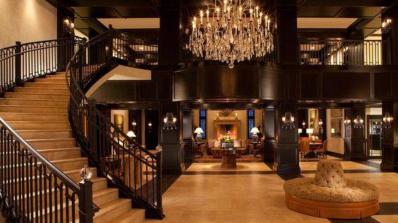 Waldorf Astoria & Golden Door Spa, Park City, Utah