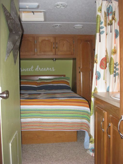 That there 39 s an rv remodel clark other space designs for Redesign my bedroom