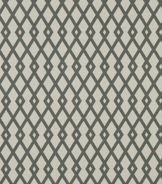 Fresh white lattice design that holds up to strong color and tones. Content: 100% Cotton Width: 55 Inches Fabric Type: Print Upholstery Grade: Heavy Upholstery Horizontal Repeat: 1.75 Inches Vertical