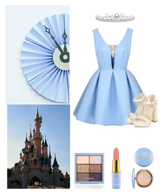 """Cinderella inspired"" by geelinefashionstyle on Polyvore featuring Abercrombie & Fitch and Bling Jewelry"