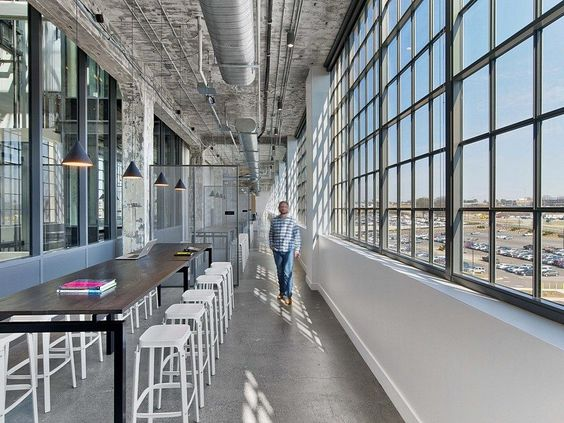 Mullenlowe Ad Agency Offices In Winston Salem Tpg Architecture Architecture Corporate Interiors Architecture Photo