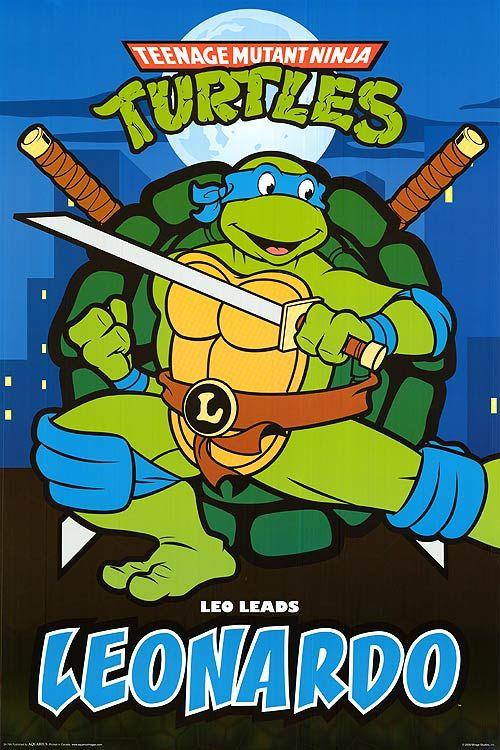 Teenage Mutant Ninja Turtles Leonardo Ninja Turtle Tmnt Teenage Mutant Ninja Turtles