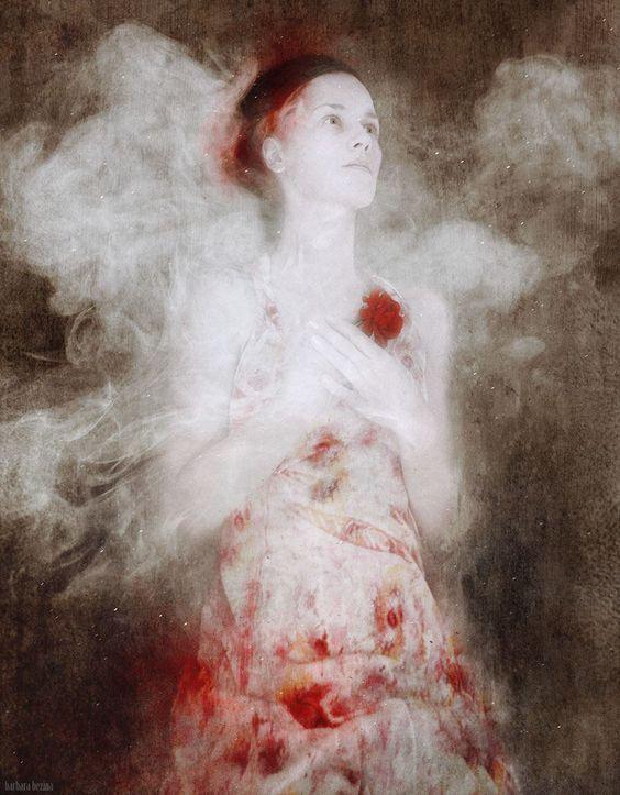 """Artist & Photographer:Bárbara Bezina""""Humo Sagrado""""Arte Digital2015"""