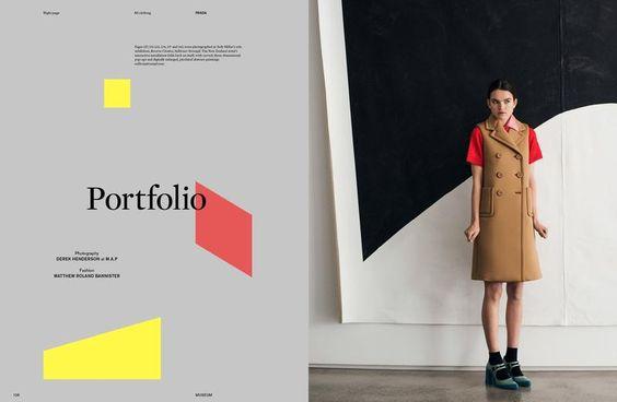 Zoe Colivas Pose for Museum Magazine September 2015 Photoshoot